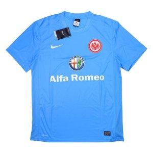2014-2015 Eintracht Frankfurt Nike Third Football Shirt