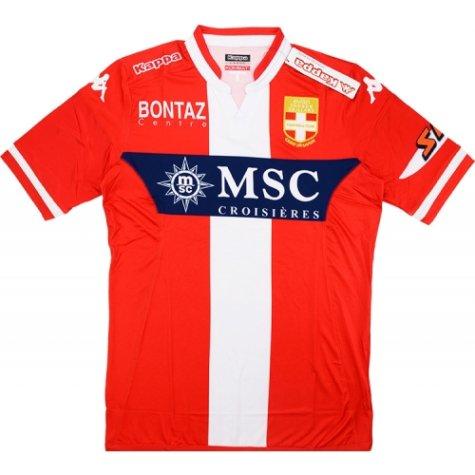 2015-16 Evian TG Kappa Away Football Shirt
