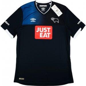 2016-17 Derby County Umbro Away Football Shirt