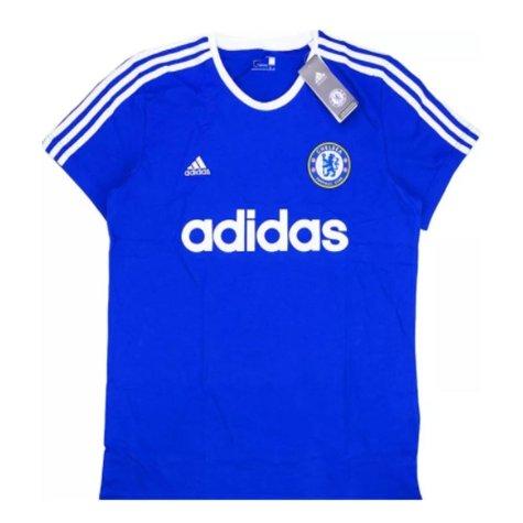 2015-16 Chelsea Adidas Graphic Tee
