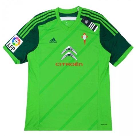 2014-15 Celta Vigo Away Shirt