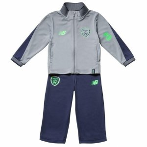 2017-18 Ireland New Balance Elite Tracksuit - Kids