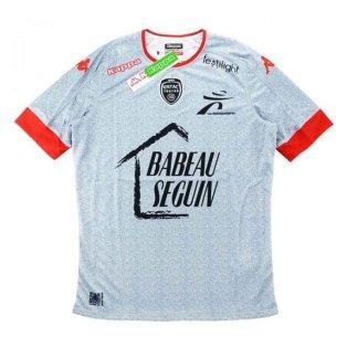 2016-17 Troyes Third Shirt