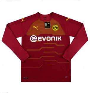 2018-2019 Borussia Dortmund Puma Third Goalkeeper Shirt