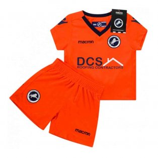 2018-2019 Millwall Macron Third Football Mini Kit