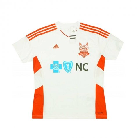 2016 Carolina Railhawk Away Women Football Shirt