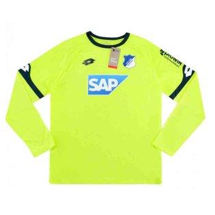 2018-2019 TSG Hoffenheim Authentic Goalkeeper Shirt