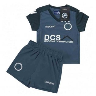 2018-2019 Millwall Macron Away Football Mini Kit