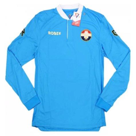 2014-15 Willem II GK Blue Shirt
