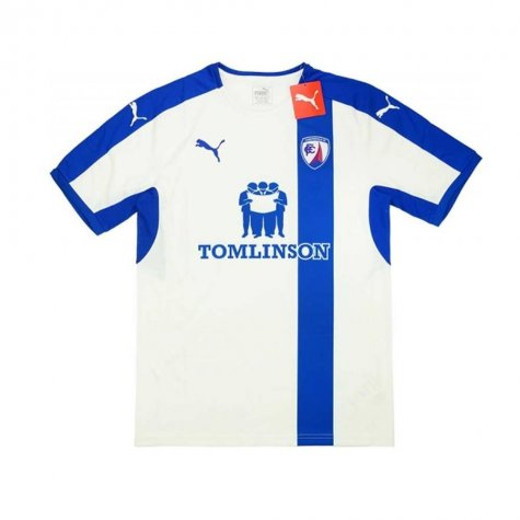 2016-17 Chesterfield Away Football Shirt