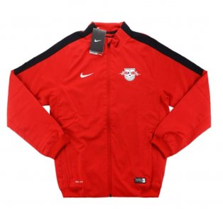 2016-17 RB Leipzig Nike Training Jacket (Red) - Kids