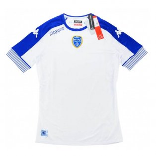 2016-17 Troyes Authentic Away Shirt