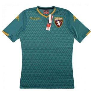 2018-2019 Torino Kappa Authentic Third Football Shirt