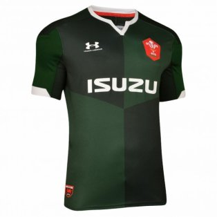 2019-2020 Wales Under Armour Away Rugby Shirt