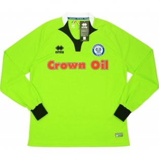 2016-17 Rochdale Third Goalkeeper Shirt