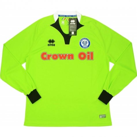 2016-17 Rochdale Third Goalkeeper Shirt