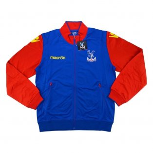 2016-17 Crystal Palace Macron Anthem Jacket (Red)