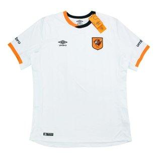 2015-16 Hull City Umbro Away Football Shirt