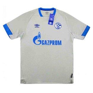 2018-2019 Schalke Umbro Away Football Shirt