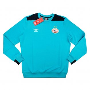 2016-17 PSV Training Sweat Top (Bluebird)