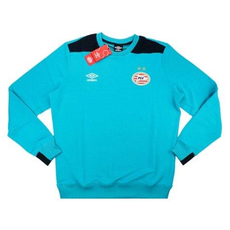 2016-17 PSV Training Sweat Top (Bluebird)