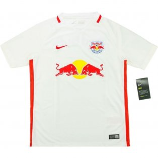 2016-17 Red Bull Salzburg Home Football Shirt (Kids)