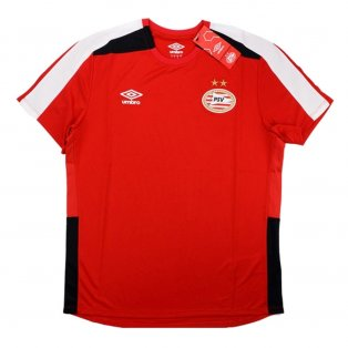 2016-17 PSV Training Shirt (Red)