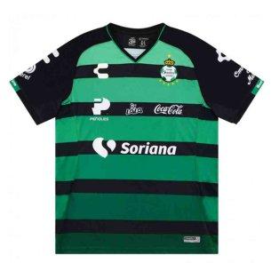 2018-2019 Santos Laguna Away Football Shirt