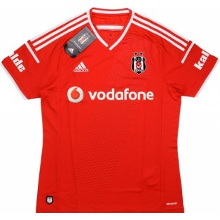 2014-15 Besiktas Adidas Third Football Shirt