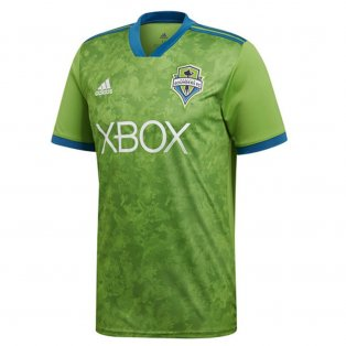 2018 Seattle Sounders Adidas Home Football Shirt