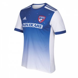 2018 FC Dallas Adidas Away Football Shirt - Kids