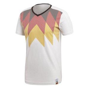 2018-19 Germany Adidas Country Identity Shirt (White)