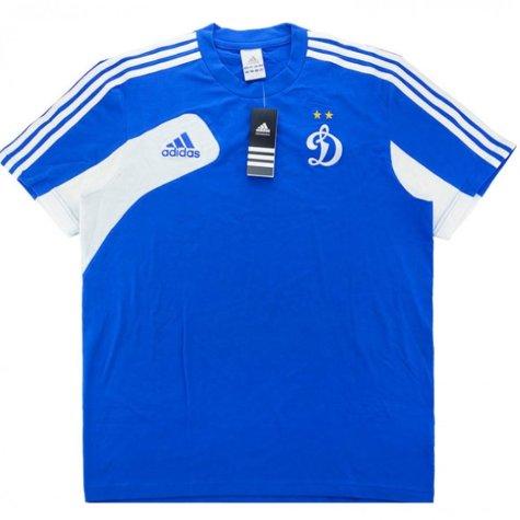 2012-13 Dynamo Moscow Adidas Training Tee