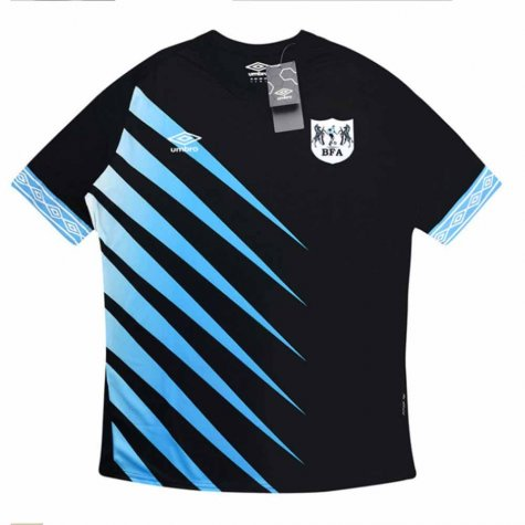 2019-2020 Botswana Umbro Third Football Shirt