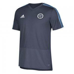 2018 New York City Adidas Training Top (Sky Blue)