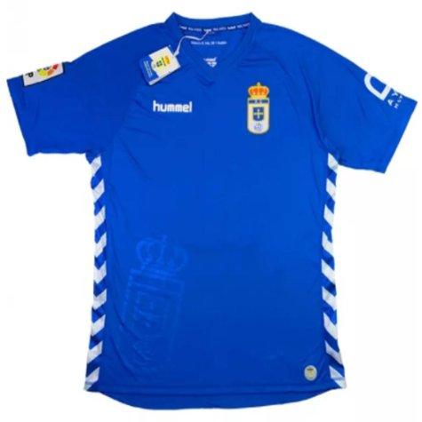 2015-16 Real Oviedo Home Shirt