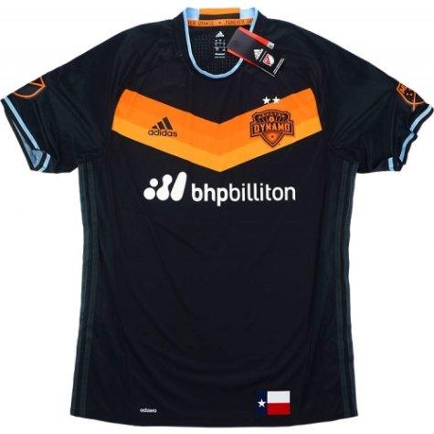 2017 Houston Dynamo Away Authentic Football Shirt