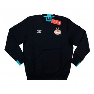 2016-17 PSV Training Drill Top (Black)