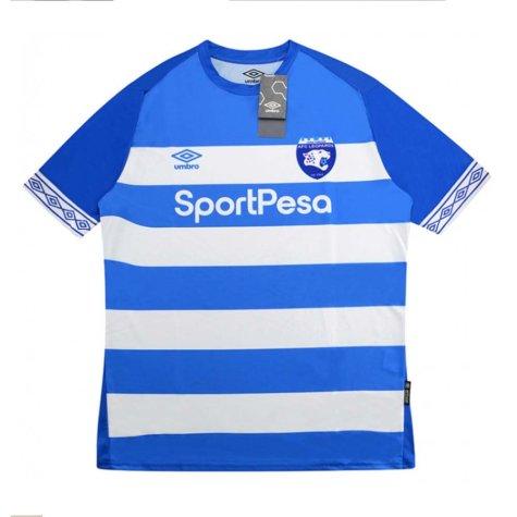 2019 AFC Leopards Umbro Home Football Shirt