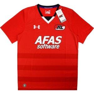 2016-17 AZ Alkmaar Home Football Shirt