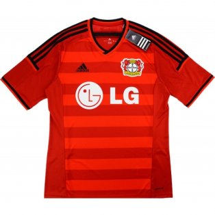 Bayer Leverkusen Football Shirts | Bayer Leverkusen Kit - UKSoccershop
