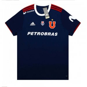 2019 Universidad de Chile Adidas Home Football Shirt