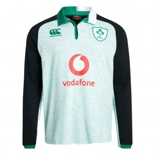 2019-2020 Ireland Canterbury Alternative Classic LS Rugby Shirt