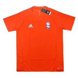 2017-18 Biringham City Adidas Training Shirt (Orange)