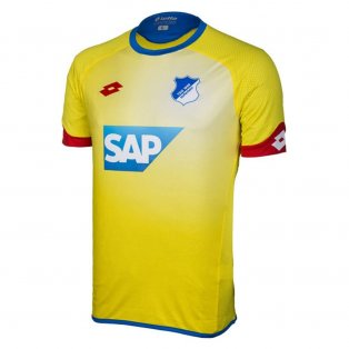 2015-16 TSG Hoffenheim Lotton Away Football Shirt