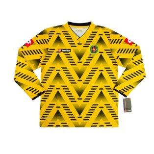 2014 Brunei DPMM Away Long Sleeve Football Shirt
