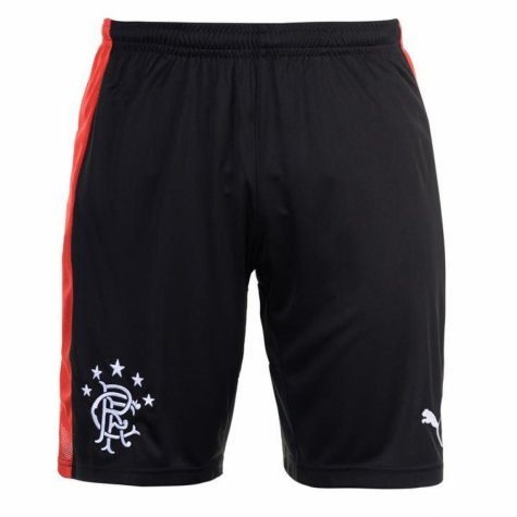 2017-18 Rangers Puma Away Football Shorts