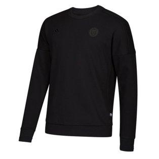 2018 Orlando City Adidas Tango Crew Sweatshirt (Black)