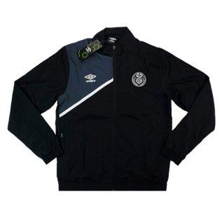 2016-17 PSV Heritage Woven Jacket (Black)