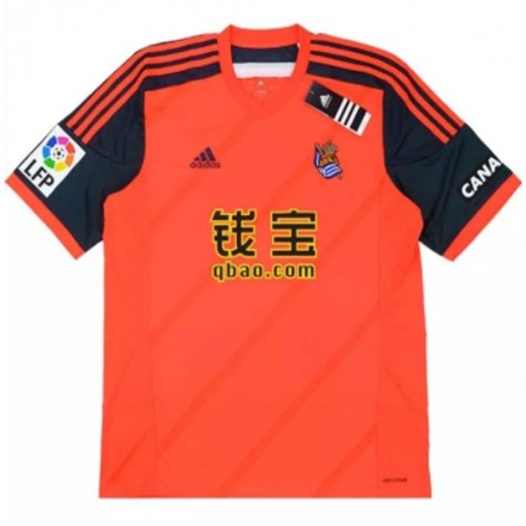 2014-15 Real Sociedad Away Shirt